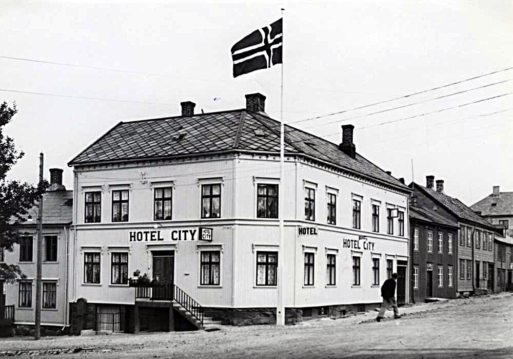 Hotell City 1910-1930