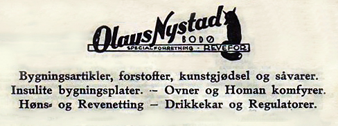 Olaus Nystad